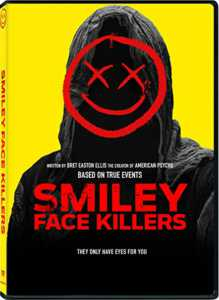 SMILEY FACE KILLERS DVD