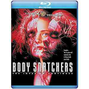 Snatchers Blu ray Gabrielle Kinney Whitaker