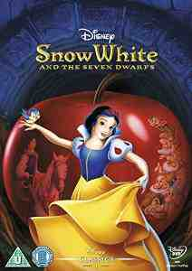 Snow White Seven Dwarfs DVD