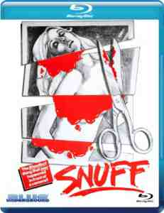 Snuff Blu ray US Roberta Findlay