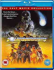 Solar Warriors Blu ray Richard Jordan