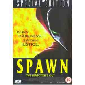 Spawn DVD Michael Jai White