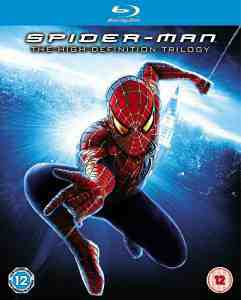 Spider-Man Trilogy Blu-ray