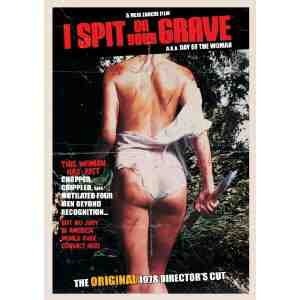 Spit Your Grave Region NTSC