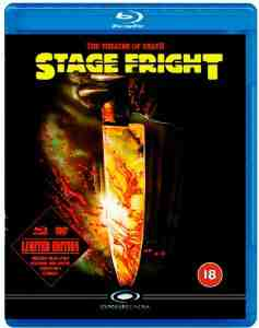 StageFright Limited Blu ray Combo Pack