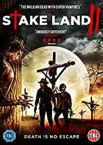 Stake Land II DVD
