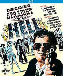 Straight To Hell Blu-ray