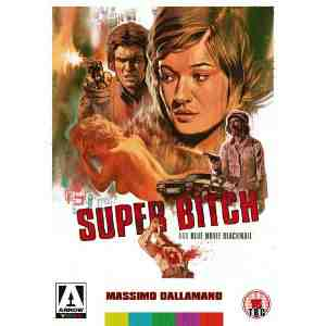 Super Bitch DVD Massimo Dallamano