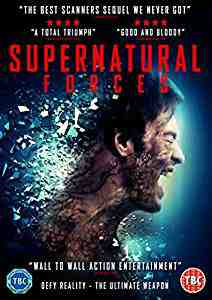 Supernatural Forces DVD