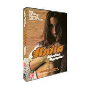Swedish Erotica Anita Nymphet DVD