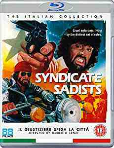 Syndicate Sadists Blu-ray