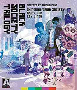 Takashi Miike's Black Society Trilogy Blu-ray