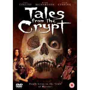 Tales Crypt DVD Joan Collins