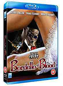 Tales Crypt Presents Bordello Blu ray