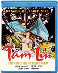Tam Lin Devils Widow Blu ray