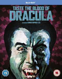 Taste the Blood of Dracula Blu-ray