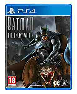 Telltale - Batman: The Enemy Within