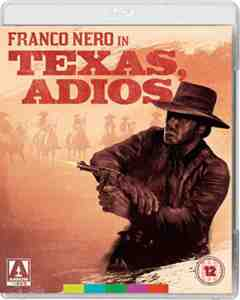 Texas Adios Blu-ray