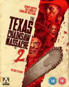 Texas Chainsaw Massacre Blu ray