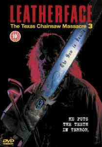Texas Chainsaw Massacre Leatherface DVD
