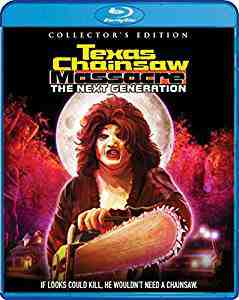 Texas Chainsaw Massacre: The Next Generation Blu-ray