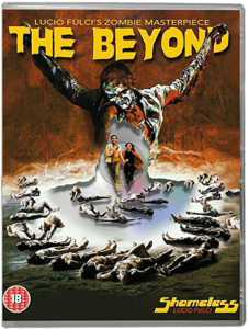 The Beyond Blu-ray