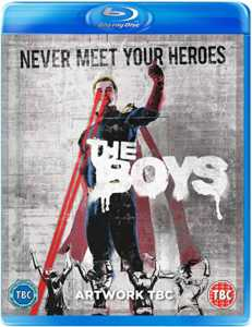 The Boys Blu-ray