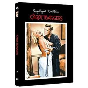 The Carpetbaggers DVD