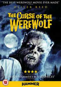 The Curse of the Werewolf DVD