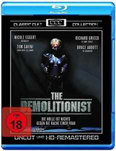 The Demolitionist - Classic Cult Edition Blu-ray