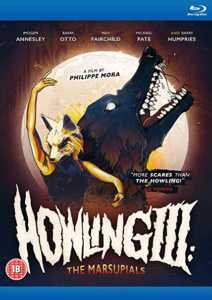 The Howling III Blu-ray