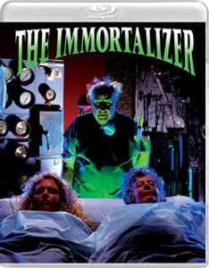 The Immortalizer Blu-ray