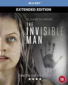 The Invisible Man Blu-ray