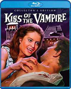 The Kiss of the Vampire Blu-ray