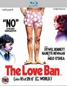 The Love Ban Blu-ray
