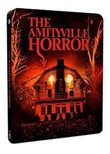 The Amityville Horror Limited Edition Steelbook Blu-ray