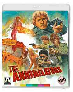 The Annihilators Blu-ray