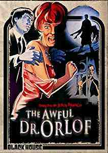 The Awful Dr. Orloff DVD