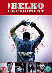 The Belko Experiment DVD