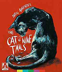 The Cat O' Nine Tails Blu-ray