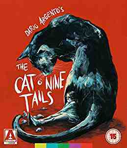 The Cat O' Nine Tails Limited Edition Blu-ray