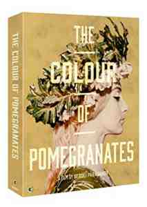 The Colour Of Pomegranates Limited Edition Blu-ray