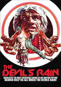 The Devil's Rain DVD