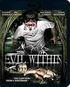 The Evil Within Blu-ray