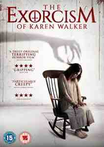 The Exorcism of Karen Walker DVD
