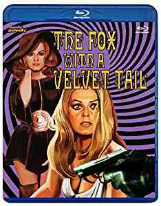 The Fox With A Velvet Tail Blu-ray