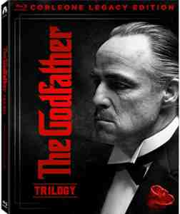 The Godfather Collection Blu-ray
