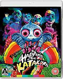 The Happiness Of The Katakuris Blu-ray