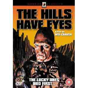 The Hills Have Eyes DVD