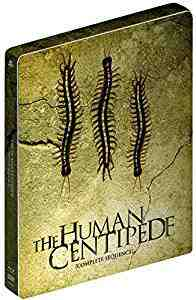 The Human Centipede Blu-ray